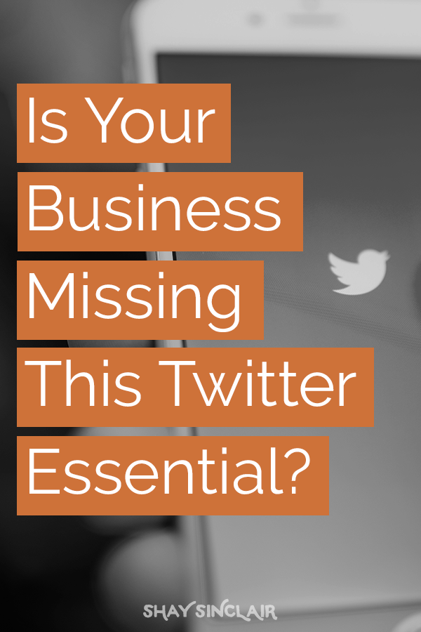 Businesses keep making this simple mistake on Twitter. It loses them engagement, potential leads, and authority - but there's a ten-minute fix. Does your business have its Twitter cards in order?